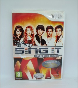 Sing It Pop Hits sur Nintendo Wii