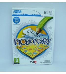 Pictionary sur Nintendo Wii