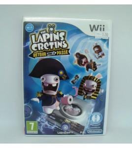 The Lapins Cretins Retour Vers Le Passé sur Nintendo Wii