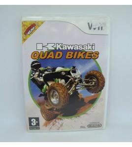 Kawasaki Quad Bikes sur Nintendo Wii