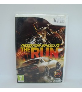 Need For Speed The Run sur Nintendo Wii