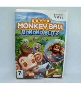 Super Monkey Ball Banana Blitz sur Nintendo Wii