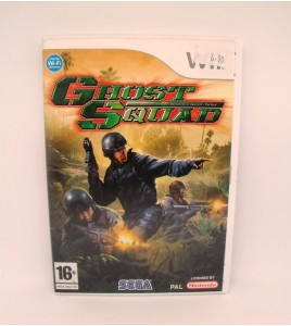 Ghost Squad sur Nintendo Wii