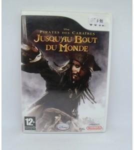 Pirate Des Caraibes Jusqu'au Bout Du Monde sur Nintendo Wii