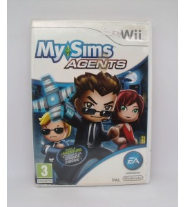 My Sims Agents sur Nintendo Wii