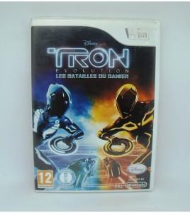 Tron Evolution Les Batailles du Damier sur Nintendo Wii