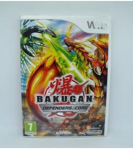 Bakugan Defenders of The Core sur Nintendo Wii