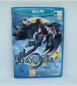 Bayonetta 2 sur Nintendo Wii-U