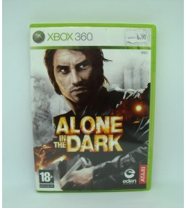 Alone In The Dark sur XBOX 360 Avec Notice