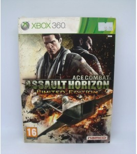 Ace Combat Assault Horizon sur XBOX 360 Avec Notice