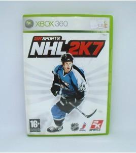 NHL 2K7 sur XBOX 360 Avec Notice