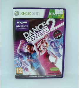 Dance Central 2 sur XBOX 360 Kinect Avec Notice