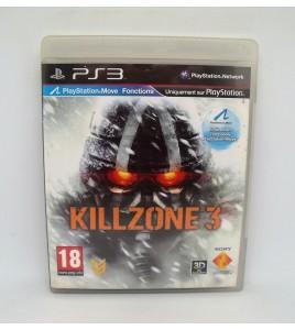 Killzone 3 sur PS3 Playstation 3 Avec Notice