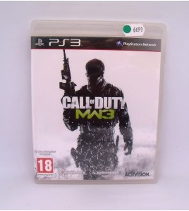Call of Duty Modern Warfare 3 sur PS3 Playstation 3 Sans Notice