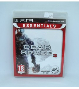 Dead Space 3 sur PS3 Essential Playstation 3 Sans Notice
