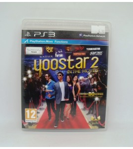 Yoostar 2 In The Movies sur PS3 Playstation 3 Avec Notice