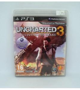 Uncharted 3 L'Illusion de Drake sur PS3 Playstation 3 Avec Notice