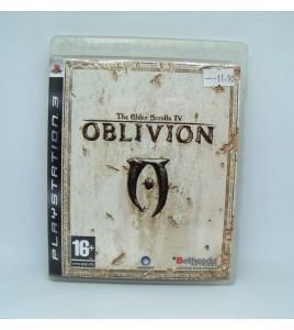 The Elder Scrolls 4 Oblivion sur PS3 Essentials Avec Notice