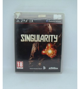 Singularity sur PS3 Essentials Avec Notice