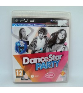 Dance Star Party sur PS3 Playstation 3 Avec Notice