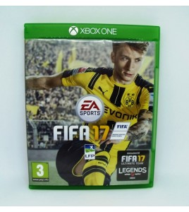 Fifa 17 sur Xbox One Sans Notice