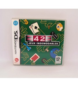 42 Jeux Indemodables sur Nintendo DS Avec Notice