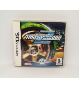 Need for Speed Underground 2 sur Nintendo DS Avec Notice