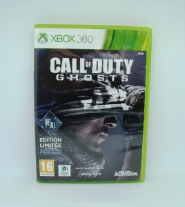 Call of Duty Ghosts sur XBOX 360 Sans Notice