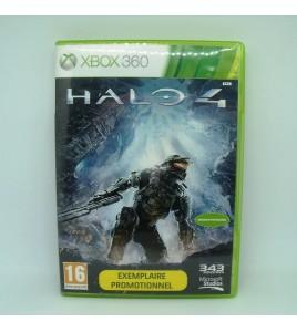 Halo 4  sur XBOX 360 Sans Notice