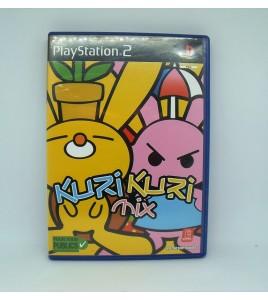 Kuri Kuri Mix sur PS2 Playstation 2 Avec Notice
