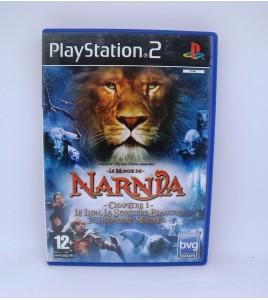 Le Monde de Narnia Chapitre 1 sur PS2 Playstation 2 Avec Notice
