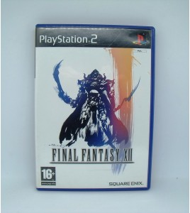 Final Fantasy 12 sur PS2 Playstation 2 Avec Notice