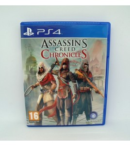 Assassin's Creed Chronicles sur PS4 (Playstation 4) Sans Notice