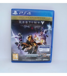 Destiny Le Roi Des Corrompus sur PS4 (Playstation 4) Sans Notice