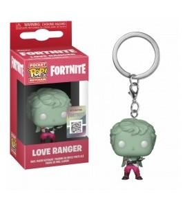 Fortnite porte-clés Pocket POP! Vinyl Love Ranger 4 cm