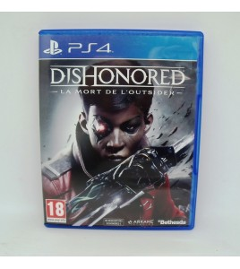 Dishonored La Mort de L'Oudsider sur PS4 Playstation 4 Sans Notice