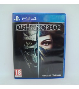 Dishonored 2 sur PS4 Playstation 4 Sans Notice