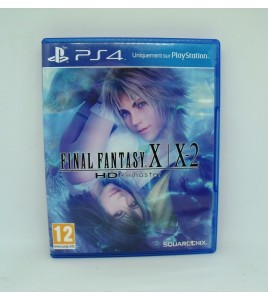 Final Fantasy X X-2 sur PS4 Playstation 4 Sans Notice