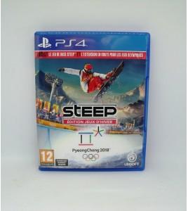 Steep Edition Jeux d'Hiver sur PS4 Playstation 4 Sans Notice