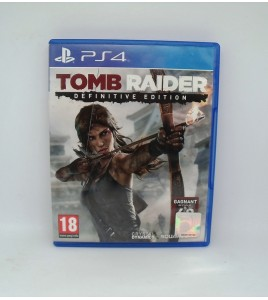 Tomb Raider Definitif Edition sur PS4 Playstation 4 Sans Notice