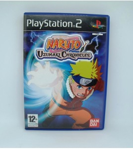 Naruto Uzumaki Chronicles sur PS2 Playstation 2 Avec Notice