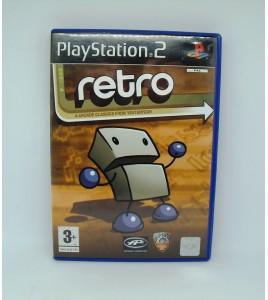 Retro sur PS2 Playstation 2 Avec Notice