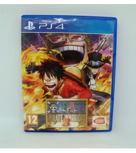 One Piece Pirate Wrriors 3 sur PS4 (Playstation 4) Sans Notice