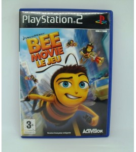 Bee Movie Le Jeu sur PS2 Playstation 2 Avec Notice