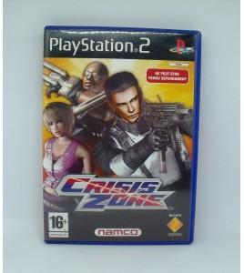 Crisis Zone sur PS2 Playstation 2 Avec Notice