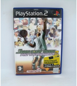 Smash Court Tennis Pro Tournament 2 sur PS2 Playstation 2 Avec Notice