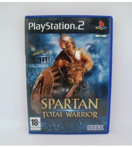 Spartan Total Warrior  sur PS2 Playstation 2 Sans Notice