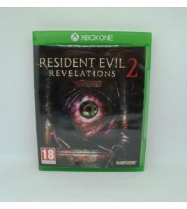Resident Evil 2 Revelations sur Xbox One Sans Notice