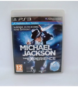 Michael Jackson The Experience sur PS3 Playstation 3 Avec Notice