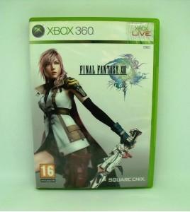 Final Fantasy 13 sur XBOX 360 Avec Notice